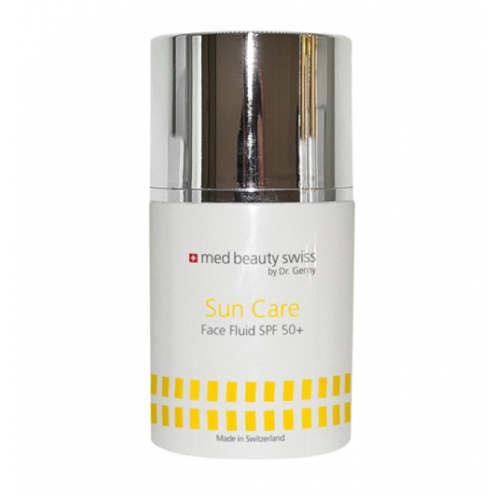 MED BEAUTY Sun Care Face Fluid SPF50+ 50ml