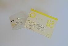 MDM naturadermin activ contour eye cream 30 ml