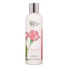 BRONNLEY Royal Horticultural Society ROSE Body Lotion 250 ml