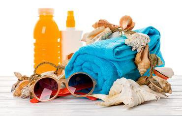 Reise-Begleiter: Kosmetik für den Urlaub